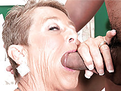 What Will Joanne Do With The Fourth Cock Of Her Life?